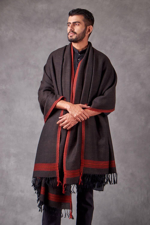 Taap Handwoven Shawl