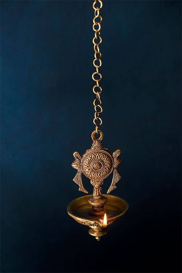 Chakra Lamp