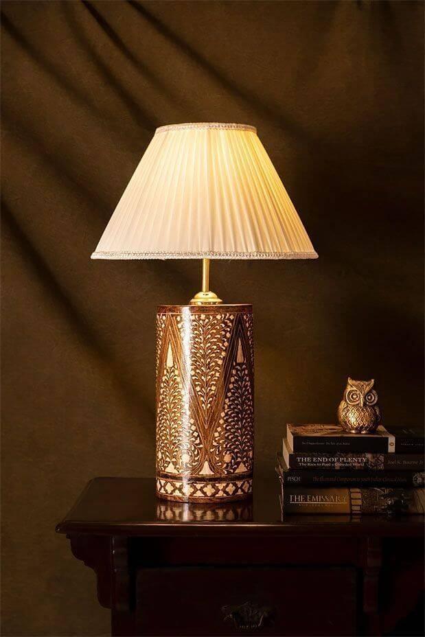 Moroccan Luminescent Lamp