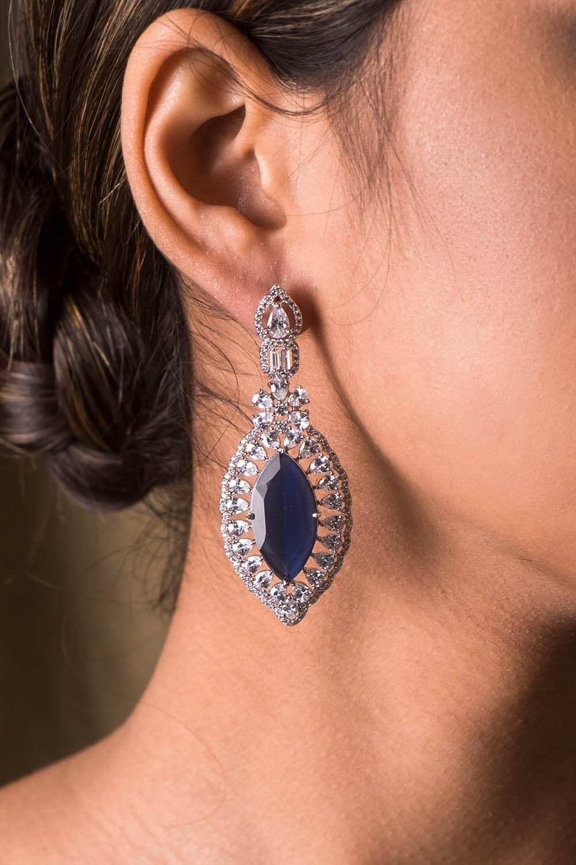 Basar Sapphire Earrings