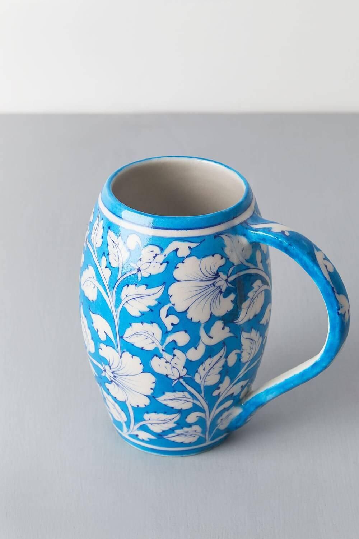 Jaipur Blue Beer Mug