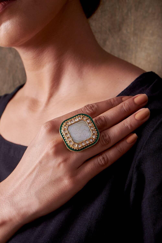 Royal Statement Ring