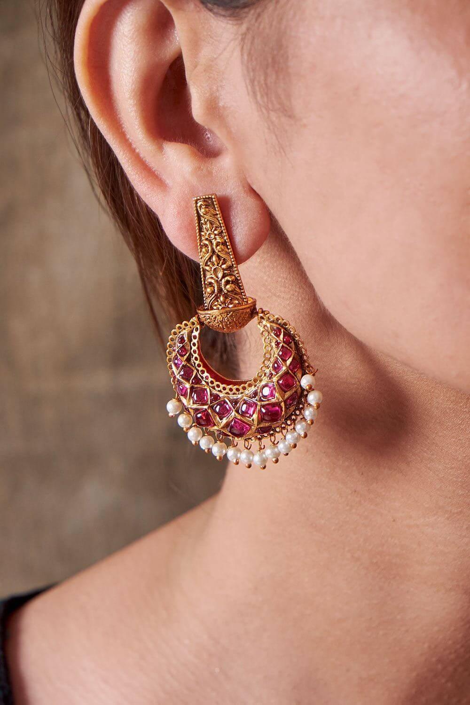 Bhavya Earrings