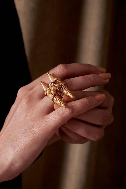 Rajasthani Brass Ring