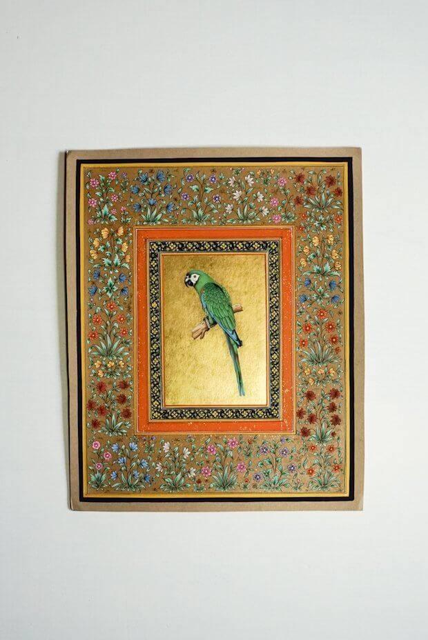 Suhana Parrot Miniature