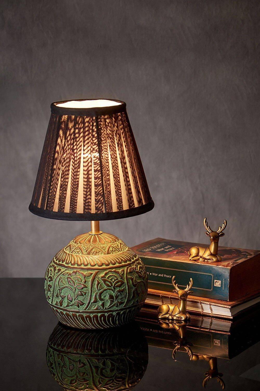 Enchanting Hibiscus Lamp