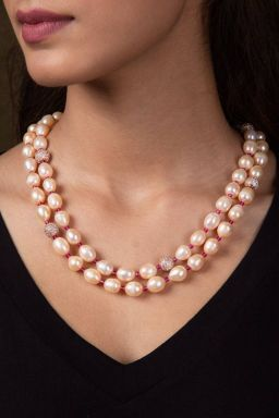 Tabani Pearl Necklace