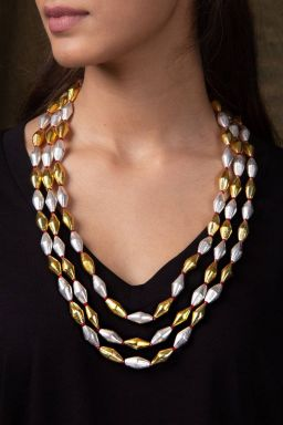 Noorani Beaded Necklace