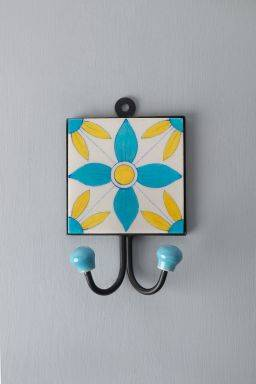 Sea Rose Wall Hook