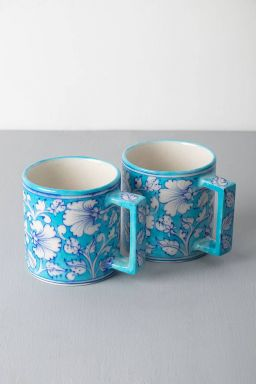 Lily Coffee Mug (set of 2)
