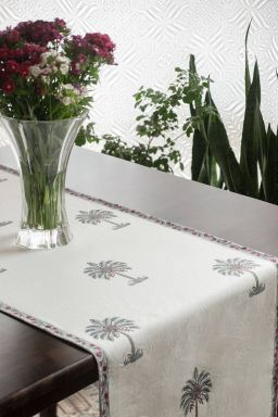 Freya Palms Table Runner