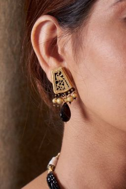 Arunima Stone Earrings