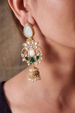 Opulent Earrings