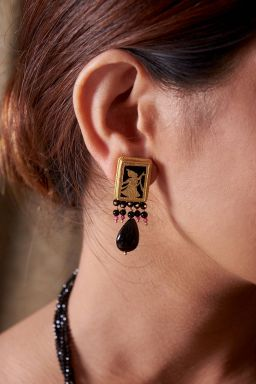 Arioch Royal Earrings