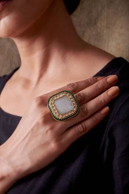 Royal Statement Ring