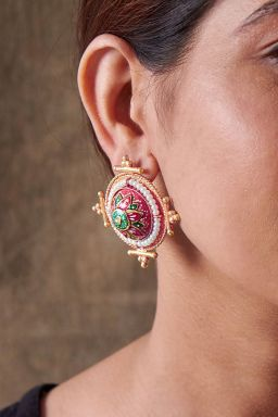 Jaipur Royal Earrings