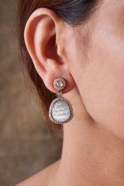 Dewy Drop Earrings