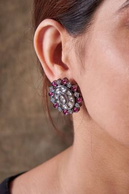 Samaira Floral Earrings