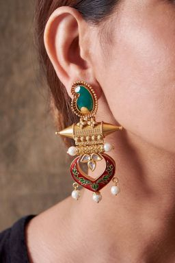 Minai Earrings
