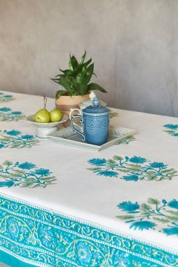 Verdant Table Cover