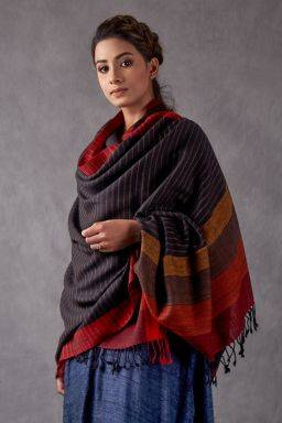 Vogue Handwoven Shawl