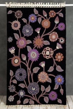 Zahra Floral Carpet (5ft x 3ft)