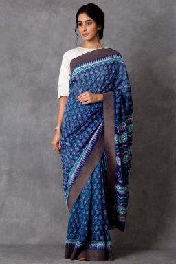 Payodhi Chanderi Saree (with Blouse)