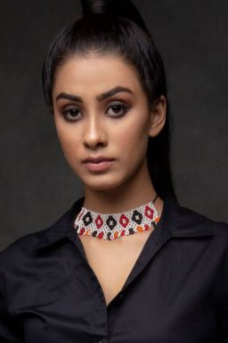 Shubhra Beaded Necklace