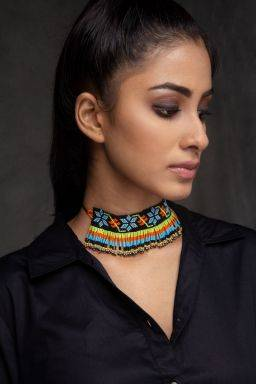 Revat Beaded Necklace