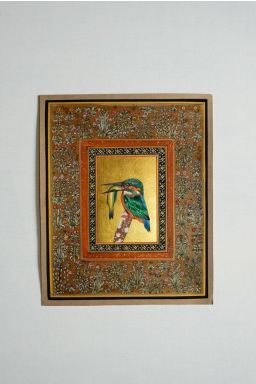 Opulence Kingfisher Miniature