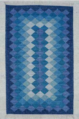 Aimory Cerulean Rug ( 6ft x 4ft )