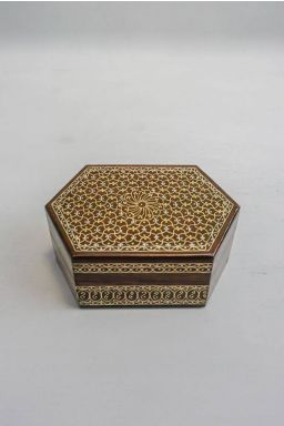 "Majestic Trinket Box (4.5"" x 3""x 2"")"