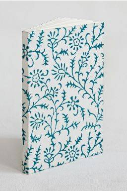 Statuesque Block Printed Diary