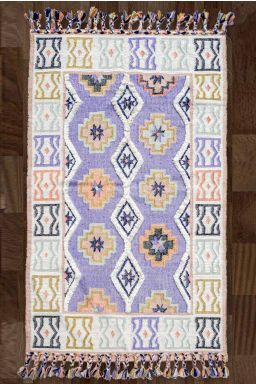 Turkish Handknotted Rug ( 5ft x 8ft )