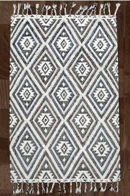 Aztec Tufted Rug ( 5ft x 8ft )