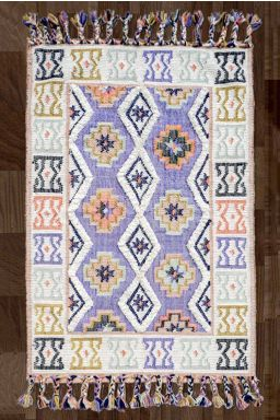 Turkish Handknotted Rug ( 4ft x 6ft )