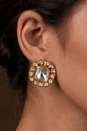 Numaya Kundan Earrings