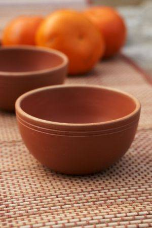 Thant Terracotta Bowl ( Set of 2 )