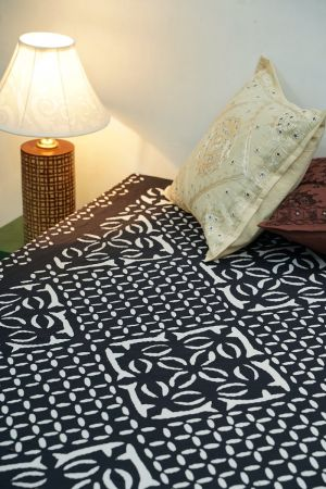 Inci Double Bed Cover