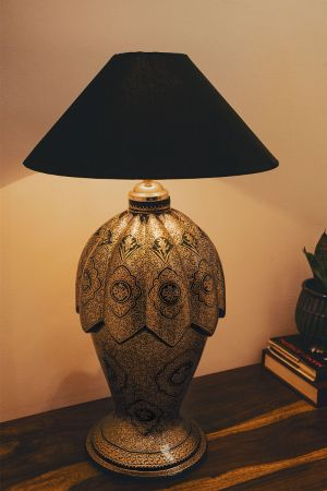 Khalo Table Lamp ( Without Shade )