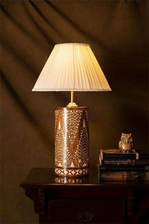 Moroccan Luminescent Lamp  (Without Shade)
