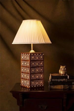 Ottoman Incandescent Lamp (Without Shade)