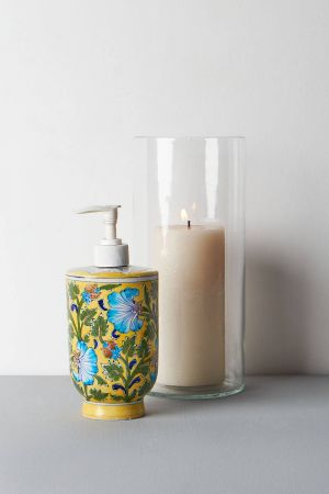 Sunbeam Amber Soap Dispenser