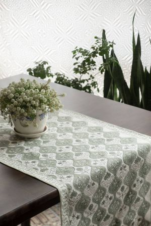 Aase Verdant Table Runner