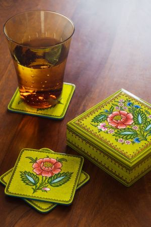 Ashaq Pechaan Coasters (Set of 6)
