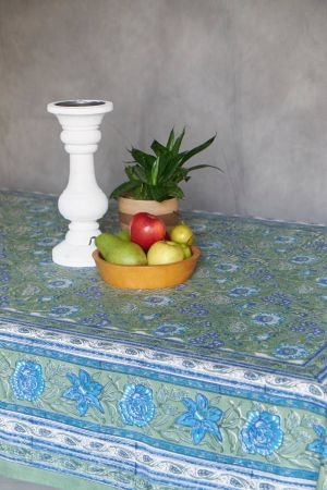 Floral Table Cover