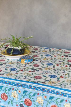 Satrangi Table Cover