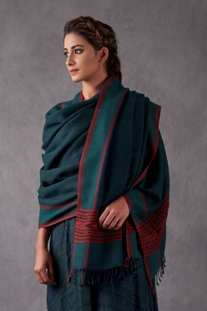 Potala Handwoven Shawl