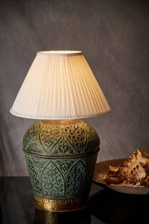 Safavid Dual-Toned Lamp