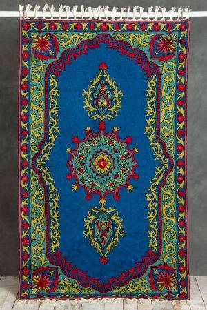 Aabirah Embroidered Carpet (5ft x 3ft)